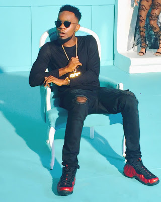 #BBNaija: Moment When Patoranking Paid Shell-shocked Housemates A Visit This Morning