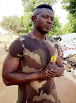 See Photos Of Brave Nigerian Corporal Killed In Action Following Heavy Gunfight Against Bokoharam