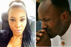 """""""You are an ordinary man and I have seen your nakedness"""" – Stephanie Otobo Slams Apostle Suleiman For Threatening Her Family"""