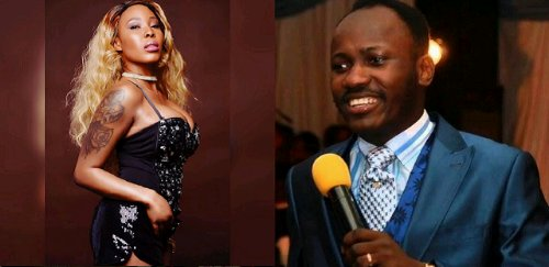 Sex Scandal: Apostle Suleiman Sues Stephaine Otobo, SaharaReporters For N1bn