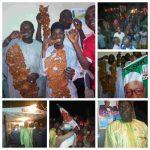 Man Celebrates Buhari's Return By Distributing Suya Worth N200,000 To Entire Neighborhood