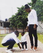 Stand Up Comedian, Ushbebe Shares Adorable Pictures Of Son On Birthday