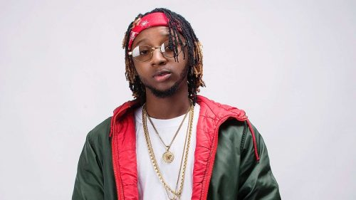 Rapper, Yung6ix Publicly Gifts $10,000 To Friend Who Helped Launch His Music Career But Fans Are Mad At Him For It It