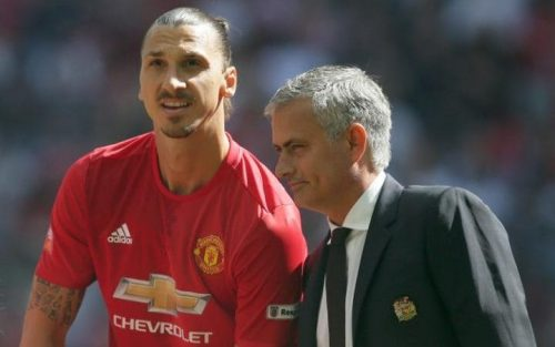 Jose Mourinho Tips Zlatan Ibrahmiovic For Ballon d'Or