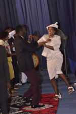 New Photos Of an Unfazed Apostle Johnson Suleiman and Wife In Church Today