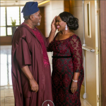 Annie Idibia Waxes Lyrical Over Viral Picture Capturing Loved-filled Moment Between Olu Jacobs & Joke Silva