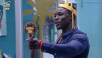 #BBNaija: Bassey Emerges As New Head Of House