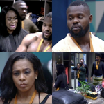 #BBNaija: Highlights From Show As Kemen Is Disqualified & Uriel Evicted!