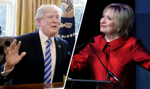 Hillary Clinton Mocks Trump After Failing To Repeal Obamacare