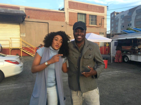Divorced Couple, Mbong and Jeta Amata Reunite For New Movie In The United States