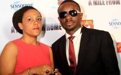 Lagos Court Dissolves 16-Year Marriage Of Actor, Emeka Ike & Wife, Suzzane
