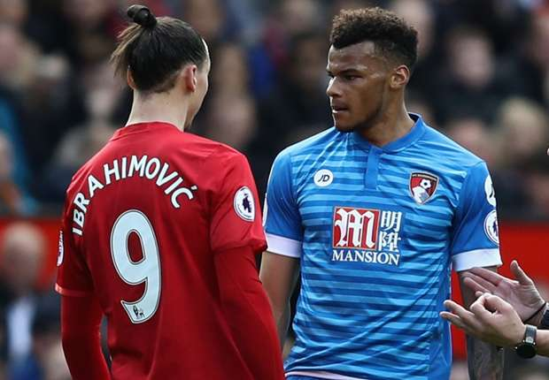 FA Charges Ibrahimovic & Tyrone Mings With Violent Conduct