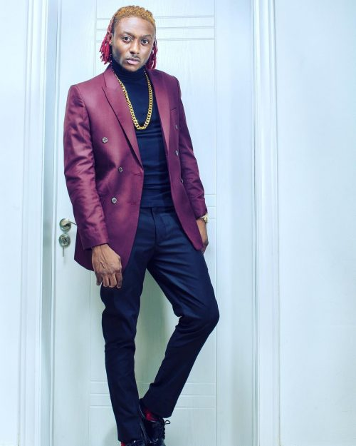 Singer TerryG Releases New Photos