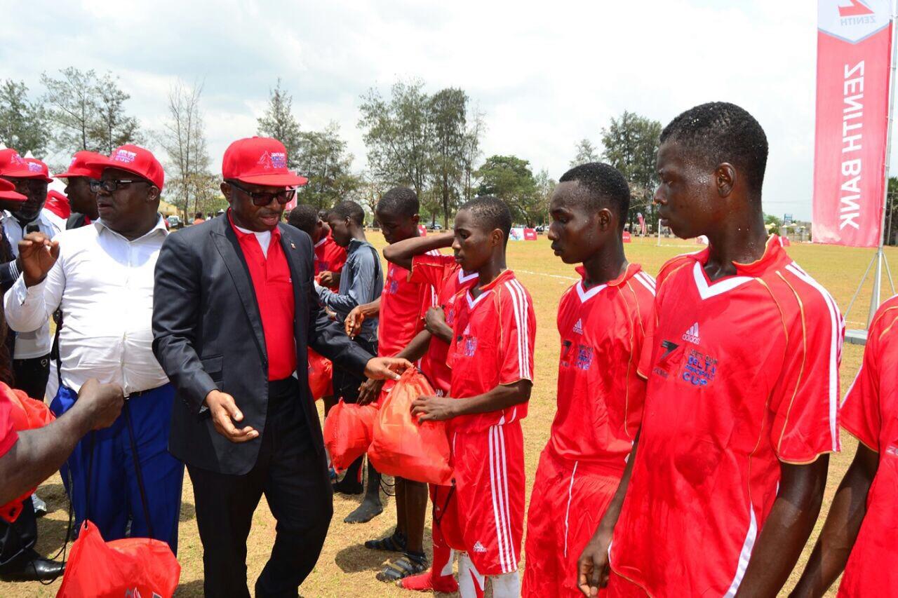 Zenith Bank Restates Commitment To Sport Development