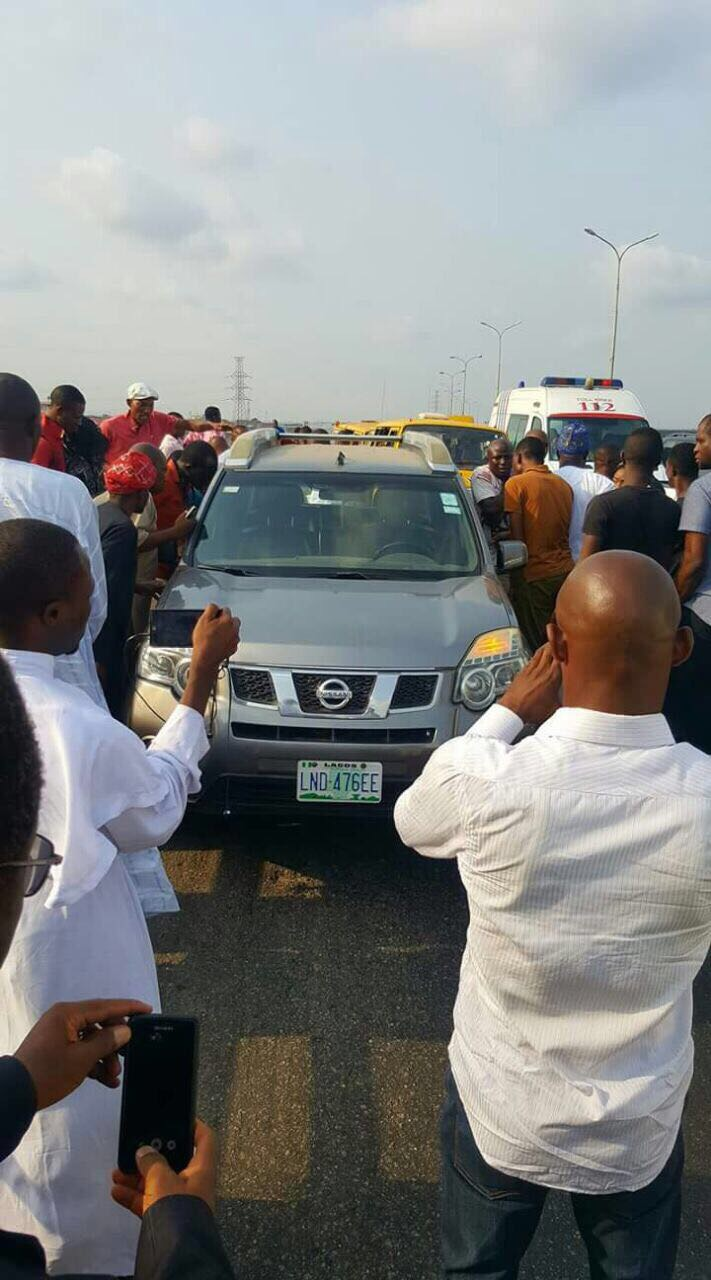 Doctor Commits Suicide By Jumping Off Third Mainland Bridge