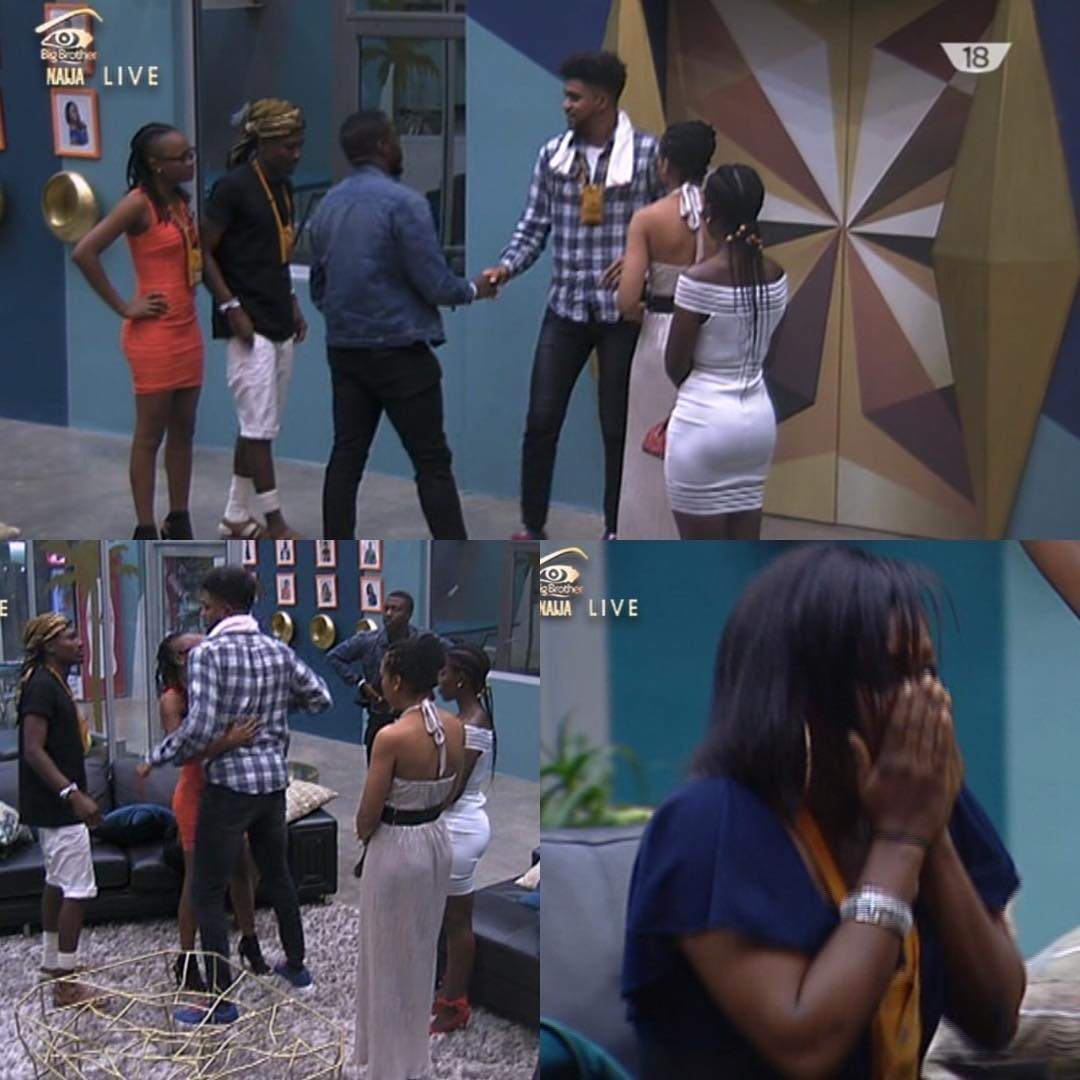 """""""What I Had With Bisola Wasn't Real""""-Thin Tall Tony Says As He Is Evicted From #BBnaija"""