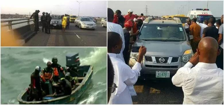 Breaking: Recovered Body Not My Son, Mother Of Doctor Who Jumped Off Lagos Tells Police