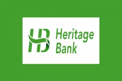 Disclaimer – Robert Mbonu / Heritage Bank