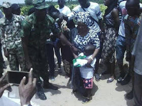 Pictures From Funeral Of Female Airforce Officer Murdered By Jealous Boyfriend