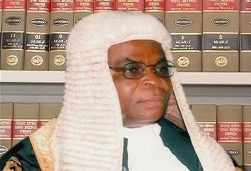 BREAKING: Senate Confirms Walter Onnoghen As CJN
