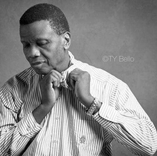 Happy Birthday To Pastor E.A Adeboye