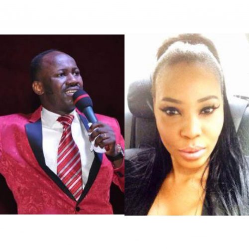 """The Lady In Question Is A Broke Stripper Who Called For Spiritual Help""-Apostle Suleiman As He Denies Allegations By Alledged Canadian Lover"