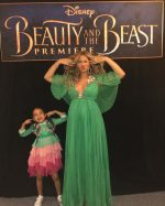 Beyoncé And Her Family Attend Beauty And The Beast Premiere