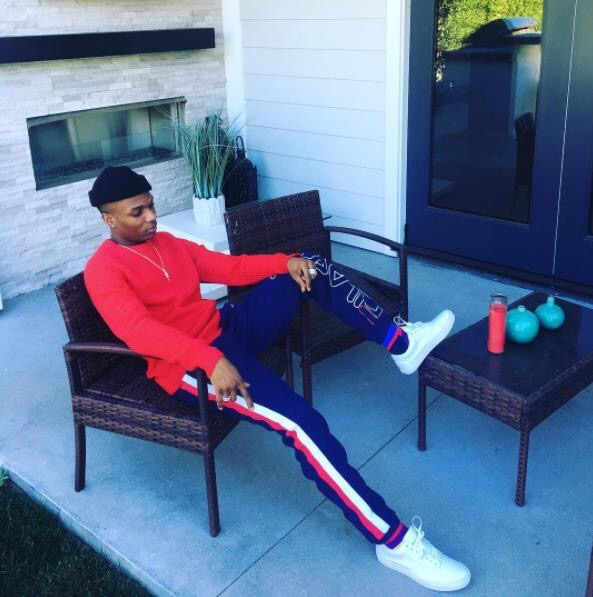 Wizkid Wins His First IHeart Radio Award