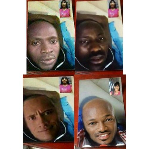 Photoshop Gurus Present Evidence That Apostle Suleman's Video Cam Screenshots With Stephanie Otobo Are Fake