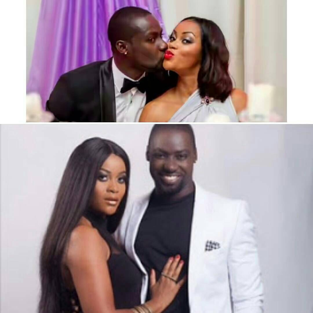 Damilola Adegbite And Chris Attoh's Marriage Falls Apart–The Centre Cannot Hold Anymore- Ghanagist