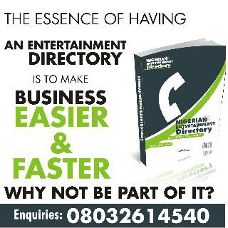 Nigerian Entertainment Directory Will Aid Business In The Industry-PublisherSeun Manuel Faleye