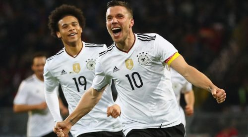 German Machines Trump England Again As Podolski Nets Screamer