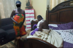 I'm Only Preparing Them For Marriage – Man Caught Sleeping With His Daughter Says