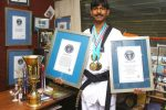 Jayanth Reddy: Meet The Man With An Undisputed Record Of Throwing 352 Blows In One Minute