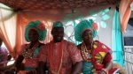 Incredible! Pictures From Wedding Of Man Who Married Two Wives At Once In Delta State