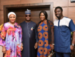 Photos: Mercy Johnson Accepts Appointment As Special Adviser, Poses With Kogi State Governor