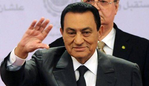 Former Egypt President, Mubarak Regains Freedom From Detention