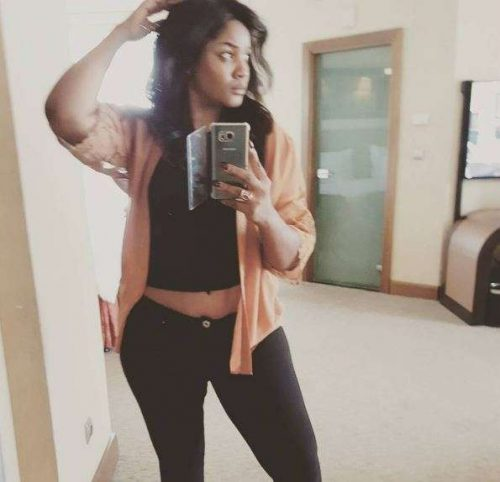 Sexy! Omotola Ekeinde Wants You To See Her Hot Abs With Latest Instagram Showoff
