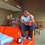 Wizkid Drops Hints About Budding Romance With Mystery Lady [See Picture]