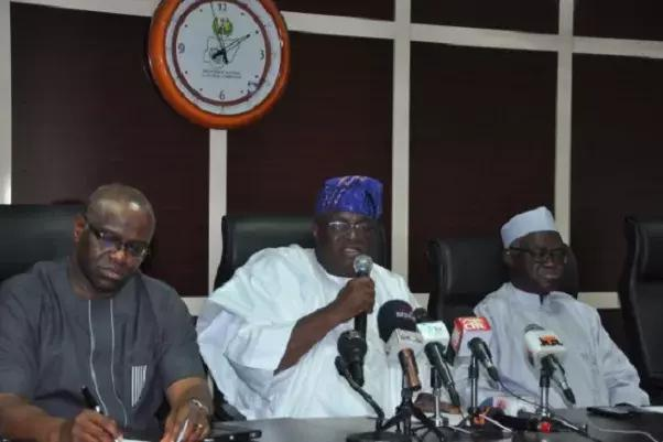 INEC Announces 2019 Presidential Elections Date
