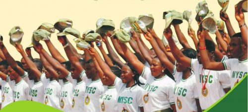 Female Corps Member Donates Block Of Toilets To Prison In Warri