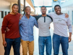 Photos: 18-year-Old Quadruplets Brothers All Accepted Into Ivy League Universities
