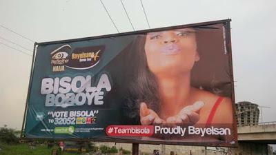Bayelsa State Governor, Seriane Dickson Allegedly Campaigning For #BBNaija's Bisola