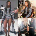 Tiwa Savage Flaunts Sexy Curves In New Photo