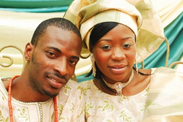Awww! 9ice Defends Ex-Wife Toni Payne As Trolls Come For Her
