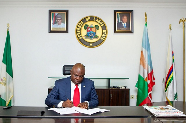 Lagos To Invest N1bn In Mortgage Bank