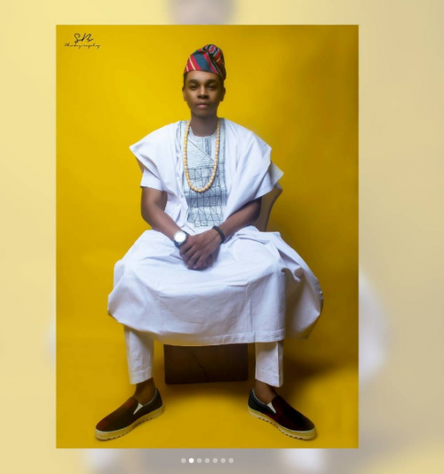 Former #BBNaija Housemate, Miyonse Looking Dapper In New Photos