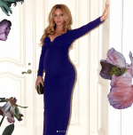 Super Momma! Beyoncé Smoulders As She Shares Cute Pictures Of Her Growing Baby Bump