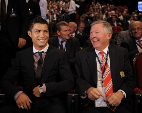 Ronaldo Reveals Mystery and Alex Ferguson's Influence On His No. 7 Jersey Selection
