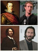 INCREDIBLE!!! Here Are Some Celebrities Who Have An Incredible Resemblance To Historic Figures
